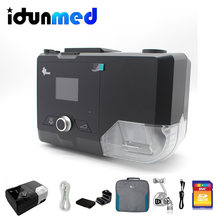 BMC Portable CPAP Machine G2S APAP With Respirator Breathing Sleep Mask Tube Heated Humidifier Travel for Apnea Anit Snoring