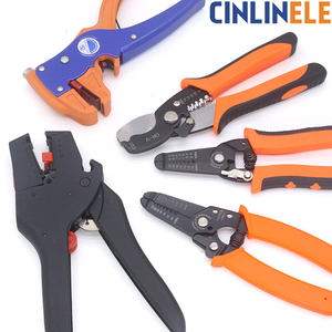 Fast Stripping Pliers Automatic Cutter Cable Scissors Wire Stripper & Crimp Tool Multi Precision High Quality