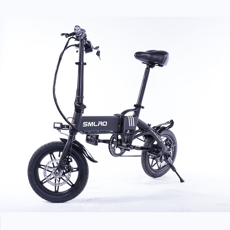 14EF 14inch electric bike mini 250W Powerful folding City electric bicycle 36V Lithium Battery city ebike 3