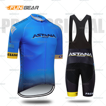 цена на Maillot Ciclismo Pro team Cycling Jerseys Sets Bicycle Kit Cycling Suit Clothing Short Sleeve Road Bike Jersey racing Sportswear
