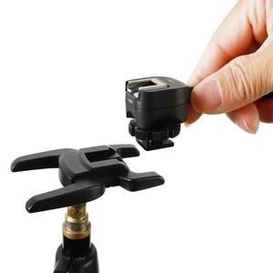 Image 5 - Kapalı ayakkabı TTL kablo çoklu arayüz ayakkabı OFF kamera TTL flaş kablosu uyumlu Sony ADI/P TT genişletilmiş 2m kamera TTL flaş