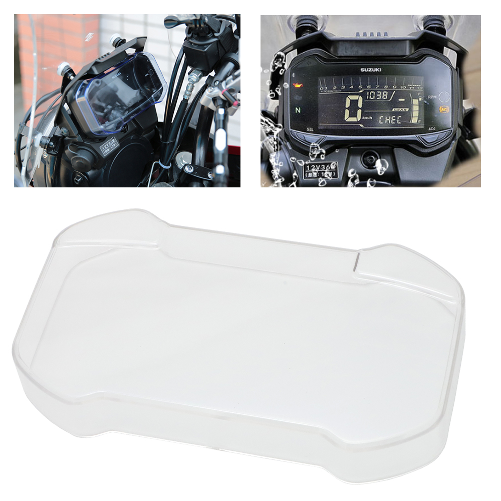 For Su-zuki Instrument Cover Protection <font><b>GSX150</b></font> GSX250r DL250 Motorcycle Speedometer Odometer Dashboard Panel Trim Frame image