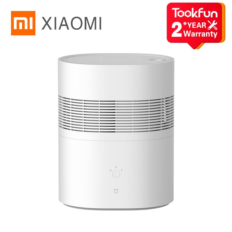 New XIAOMI MIJIA Smart Evaporative Humidifier For Home Aromatherapy Diffuser Air Purifier dampener Mist Maker Machine Mijia APP