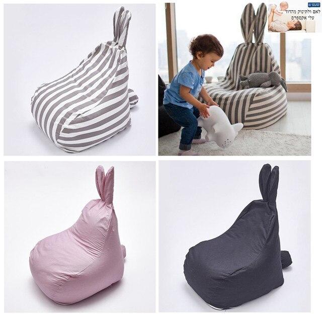 Cartoon Baby Bean Bag Sofa Chair Infant Lazy Couch Kids Sillas Sofa Seat Chair Home Furniture Living Room Sofa Chair Armchair