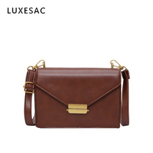 Vintage Small Square Luxury Bags Women Handbags Designer Sac