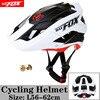 BATFOX Homens Capacete Da Bicicleta Capacete de Mountain Bike XC TRAIL MTB Ultraleve Capacete Estrada Integ-Moldado cruz Ciclo Ciclismo BMX capacete 20