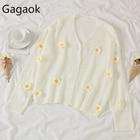 Gagaok Women Knitted...