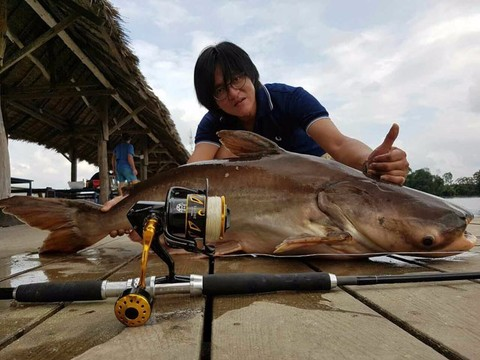 de pesca 35kg arrastar potencia feita no japao jigging carretel