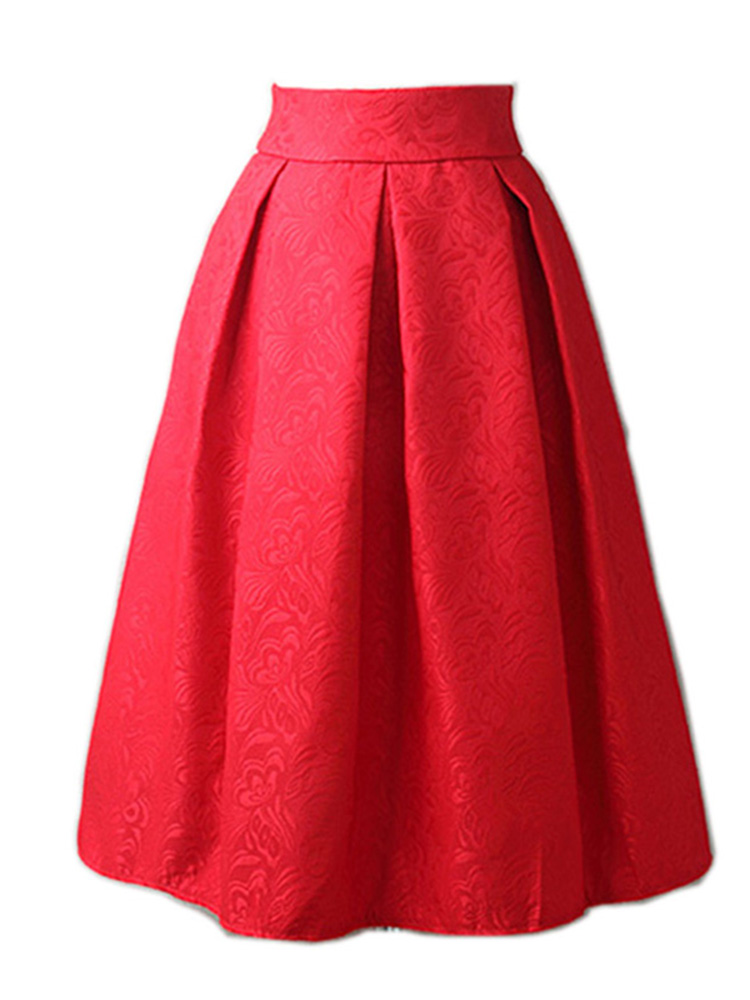 New Faldas 2021 Summer Style Vintage Skirt High Waist Work Wear Midi Skirts Womens Fashion American Apparel Jupe Femme Saias