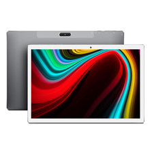 Yeni 10.1 inç 4G LTE Tablet MT6797 X25 Deca çekirdek 1920*1200 2.5K IPS ekran çift 6GB RAM 128GB ROM Android Tablet pc