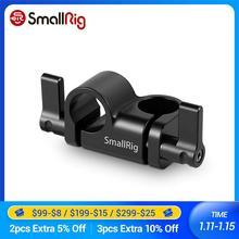 Smallrig dslr camera rig railblock 90 graus 15mm haste braçadeira 2069