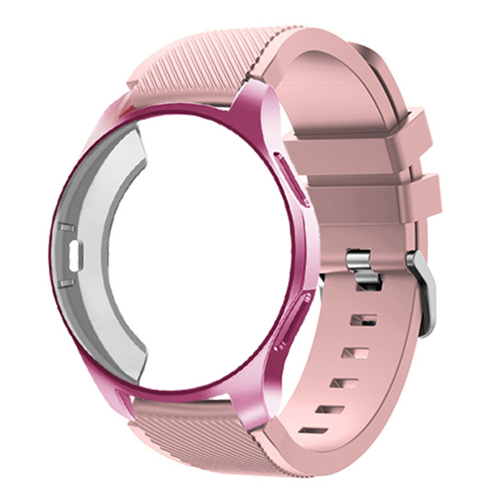 Case+strap For Samsung Galaxy watch 46mm 42mm Gear S3 Frontier/classic 22mm watch band All-Around protective watch accessories Pakistan
