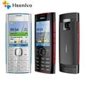 Nokia X2 отремонтированы оригинальный Unlokced Nokia X2 X2-00 Bluetooth FM JAVA 5MP разблокирован мобильный телефон один год гарантии