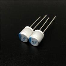 100 قطعة 270 فائق التوهج 16 فولت NCC PSF series res 8x8 مللي متر سوبر منخفضة ESR 16V270uF ل اللوحة VGA المكثفات الصلبة