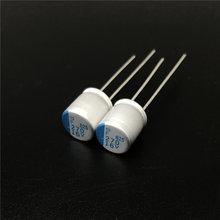 100 Pcs 270 Uf 16V Ncc Psf Serires 8X8 Mm Super Lage Esr 16V270uF Voor Moederbord Vga solide Condensatoren