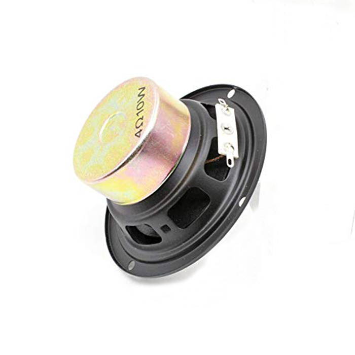 4R 10W Loudspeaker Tweeter Full Frequency Speaker 48MM Internal Magnetic Antimagnetic Diameter 90MM For Arduino Loud Speaker