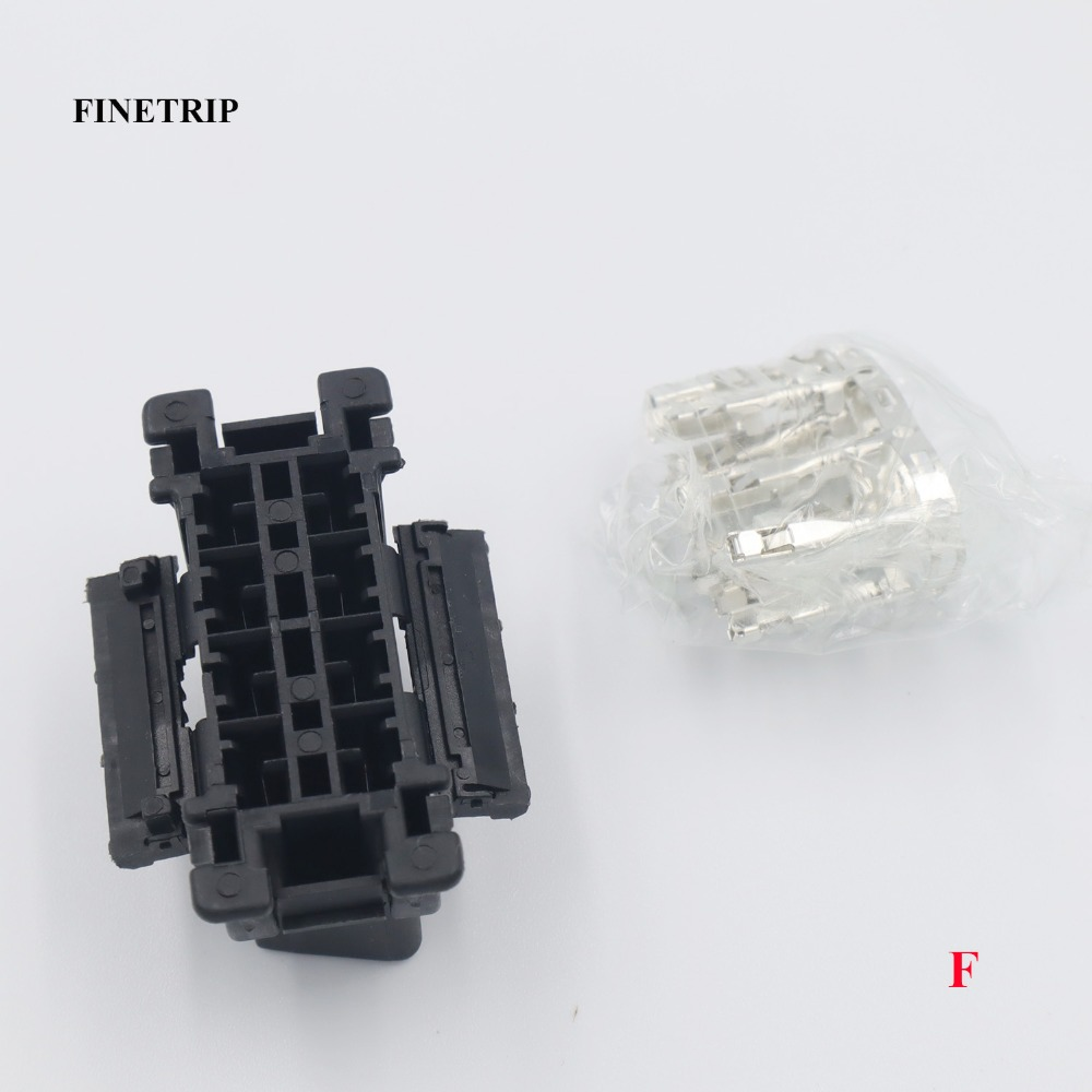 FINETRIP obd female connector F