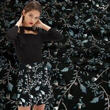 Материалы для шитья одежды жаккардовые ткани легкая ткань изысканный