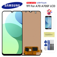 6.7'' Display For Samsung Galaxy A70 2019 A705 A705F SM A705F A705DS LCD Display Touch Screen Digitizer Assembly Replacement