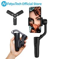 FeiyuTech Vlog Pocket 3 Axis Handheld MINI Phone Gimbal Smartphone Stabilizer for iPhone X 8 7 Plus, HUAWEI P20 MI Samsung Note9