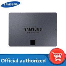 SAMSUNG – disque dur interne SSD 870 QVO, SATA 3, TLC, 1 to, 2 to, 4 to, 8 to, pour ordinateur portable, PC de bureau