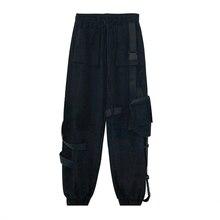Z-ZOUX, женские штаны в стиле пэчворк, повседневные брюки-карго, теплые, IiIing, ArmyGreen, черные, все размеры, спортивные штаны,, новая мода, женская одежда