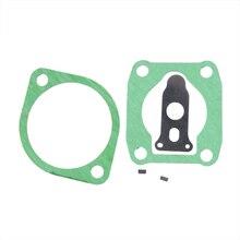 Papier dichtung kit für einzylinder kompressor und doppel zylinder 2 sätze/los