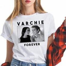 Женская футболка с принтом «навсегда» в стиле «Харадзюку»