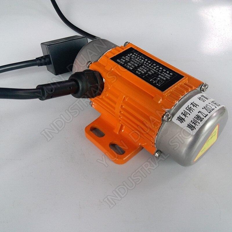 30W 28kg 110V 220V 380V línea de cobre estator vibrate motor velocidad ajustable para blanking mixer agitador industria máquina