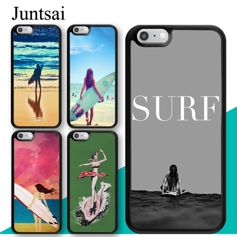 Surfing iphone 11 case