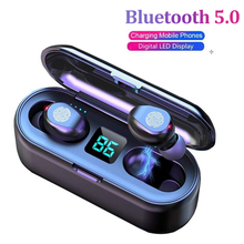 Wireless Headphones Bluetooth 5.0 Earphone TWS Sport Casque Stereo Sound headset With Charging Box Microphone For iphone Xiaomi