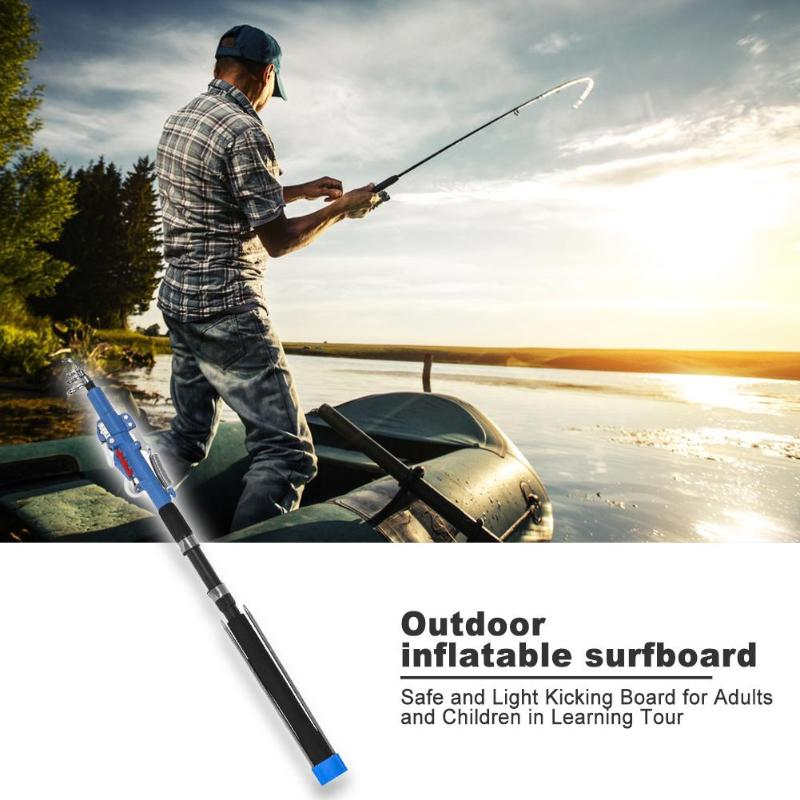 2.1m Auto-launching Fishing Rod Adjustable Automatic Sea Fishing Pole Parts