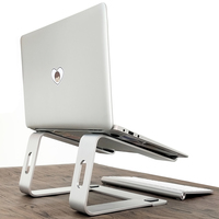 Laptop Stand Holder Detachable Aluminum Desktop Notebook PC Holder Non Slip Notebook PC Computer Stand For MacBook