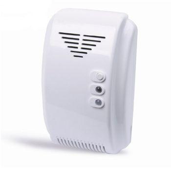 12V Gas Detektor Sensor Alarm Propan Butan LPG Natürliche Motor Home Camper