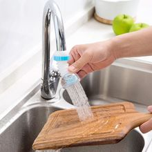 Tap-Adapter-Device Faucet-Aerator Nozzle Water-Bubbler-Head Rotatable Plastic Water-Saving