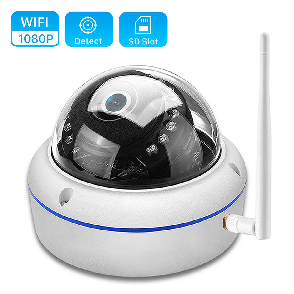 Ip-Cam Camera Outdoor Dome Home-Security CCTV 1080p Wifi 720P Wireless 128G Onvif 960P