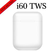 Original i60 TWS 1: 1 Bluetooth 5.0 Wireless 6D heavy bass earphones PK i10 i12 i20 i30 i80 i100 i300 i1000 i2000 i800 i500 tws