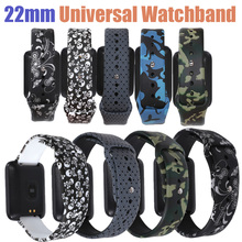 22 мм мягкий браслет для часов Amazfit Pace/Stratos/GTR 47 мм Smartwatch фитнес сменный ремешок для samsung gear S3 Классический мужской ремень