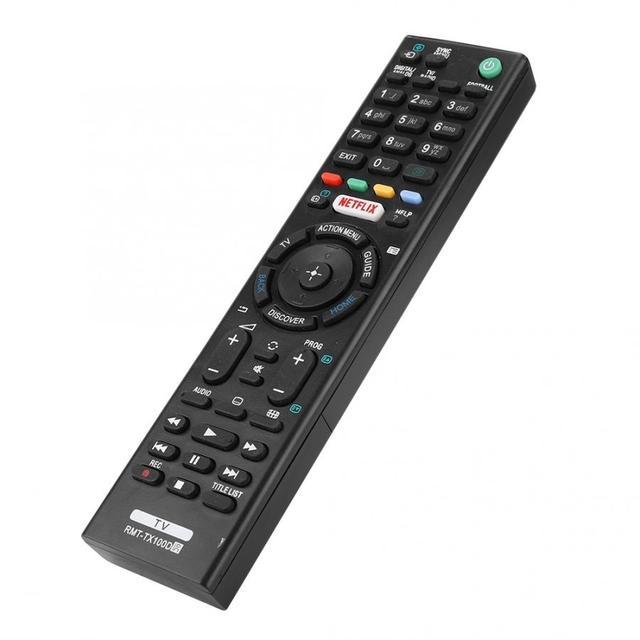 التحكم عن بعد تحكم استبدال الذكية التلفزيون لسوني التلفزيون RMT TX100D RMT TX101J RMT TX102U RMT TX102D RMT TX101D عالية الجودة