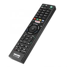 Remote Control Controller Replacement Smart TV for SONY TV RMT TX100D RMT TX101J RMT TX102U RMT TX102D RMT TX101D High Quality