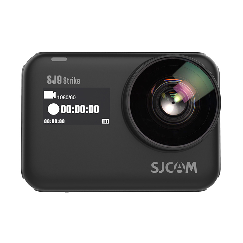 Original SJCAM SJ9 Strike Supersmooth GYRO/EIS Waterproof 4K Action Camera Wireless Charging Live Streaming Sports Camera