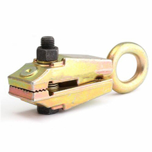 Auto Body Collision Repairเครื่องมือ5ตันSelfกระชับGripsดึงClampกรอบกรอบโลหะขนาดเล็กดึงClamp