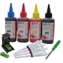 Kit de recarga de tinta para canon PG 540 CL 541 MG3255 MG3550 MG4100 PIXMA mg3250 mg4150 MG4200 mg4250 tinta da impressora PG-540XL