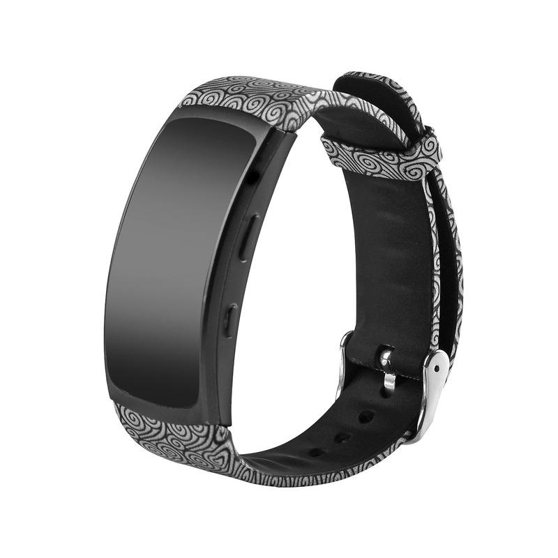 SHELKEE Replacement wristband smart watch band Samsung Gear Fit2 PRO wristband <font><b>R360</b></font> / R365 replacement watch strap image