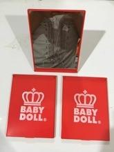 Низкая цена Акция металлического цвета ручной работы зеркало подарок маленькое зеркало девушки портативное зеркало для макияжа карманное зеркало