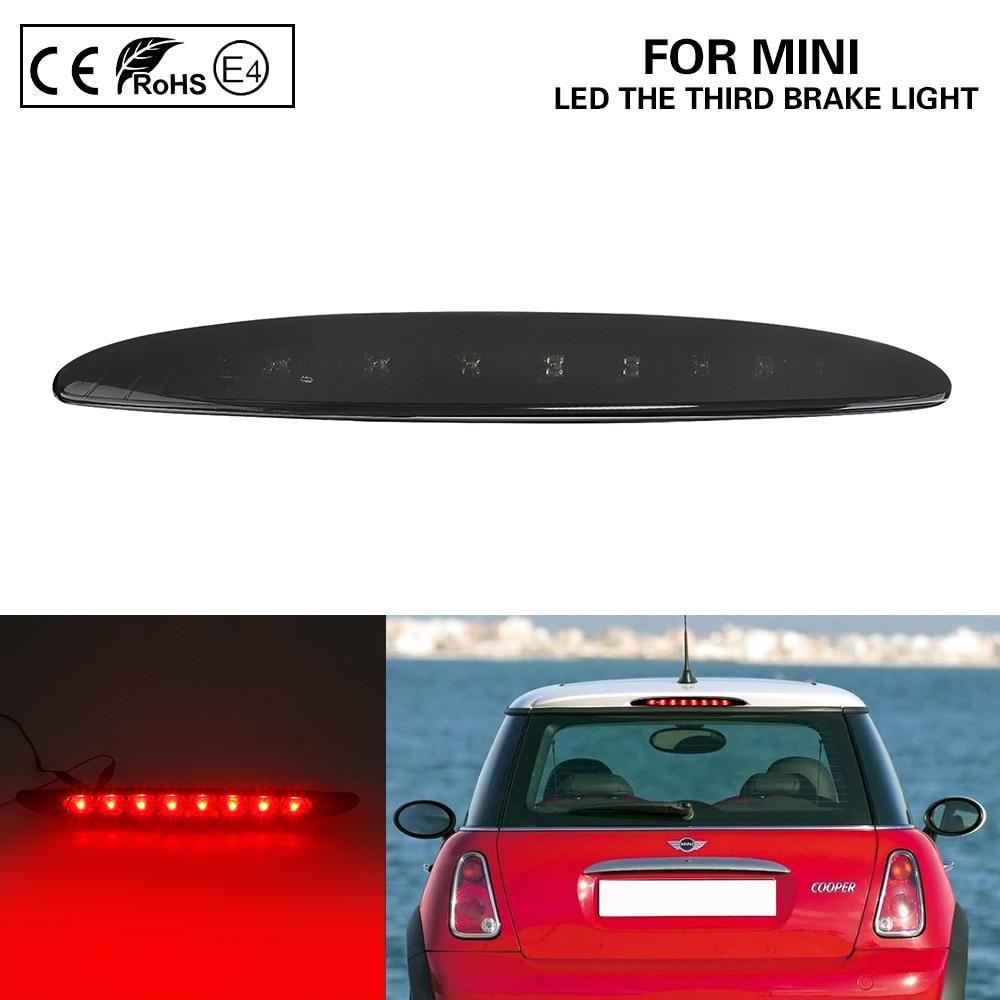 ONE S R50 R53 01-06 REAR 3RD STOP TAIL BREAK LED LIGHT LAMP NEW MINI COOPER