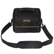 Portable Shockproof Compact Detachable Divider Stick Protective Bag Cover Shoulder Bag Camera Bag Case For SLR Camera цена и фото