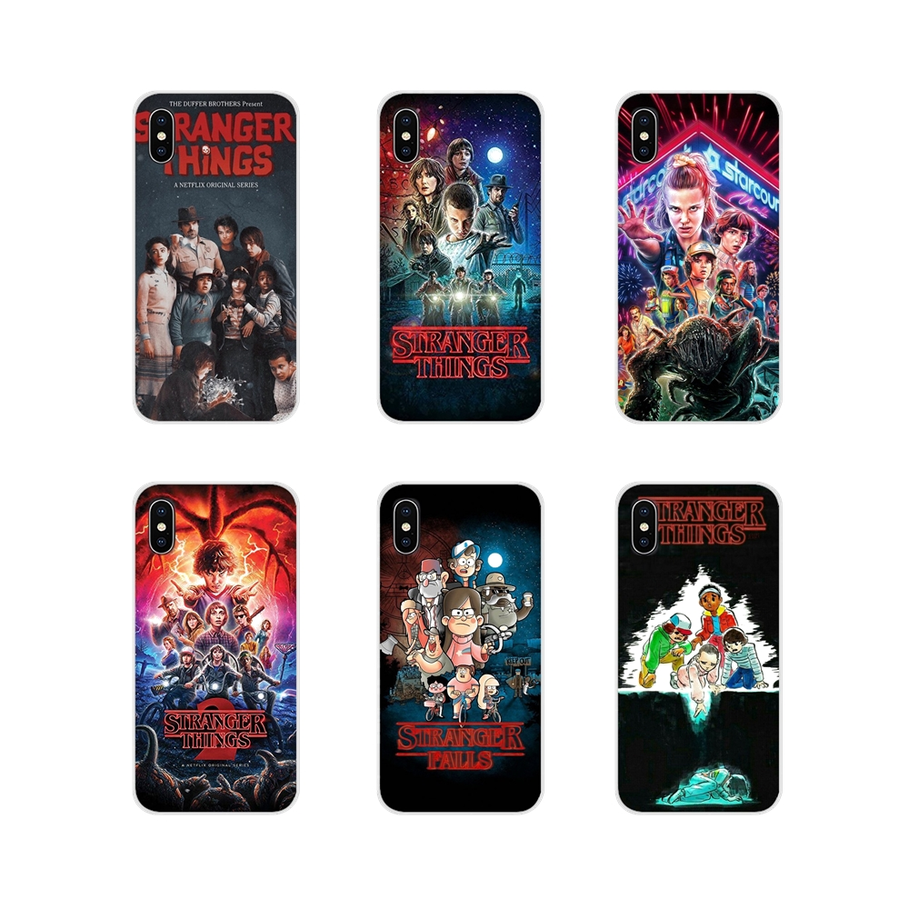 <font><b>Stranger</b></font> <font><b>Things</b></font> best kids Cell <font><b>Phone</b></font> Shell Cover For <font><b>Huawei</b></font> G7 G8 P7 P8 P9 P10 <font><b>P20</b></font> P30 <font><b>Lite</b></font> Mini Pro P Smart Plus 2017 2018 2019 image