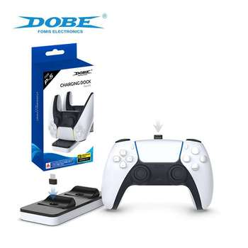 Charging For Sony PS5 Playstation Play Station PS 5 Controller Stand Gamepad Remote Control Holder Accessories Command Support 1