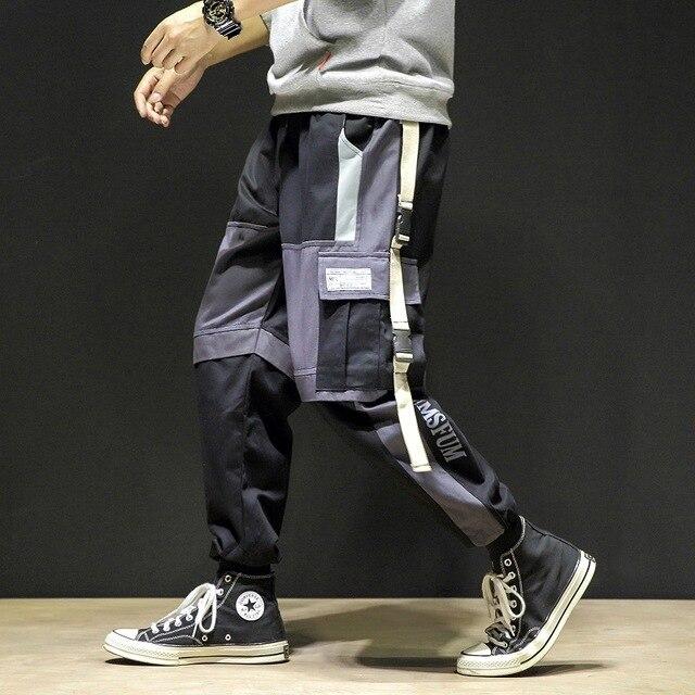 Ribbons Harem Joggers Pants 6